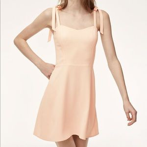 Aritzia Sunday Best Weller dress in white size 00